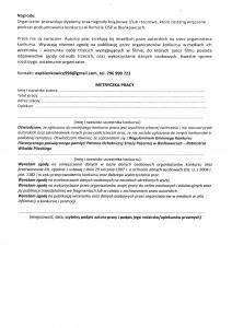Konkurs Pilecki 2
