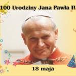 Laurka dla Papieża Laura M. kl. V